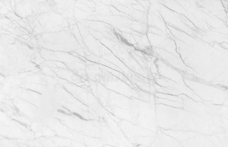 Fundo de mármore branco da textura com o sem emenda brilhante da estrutura do detalhe e luxuoso, abstrato de alta resolução do as fotografia de stock