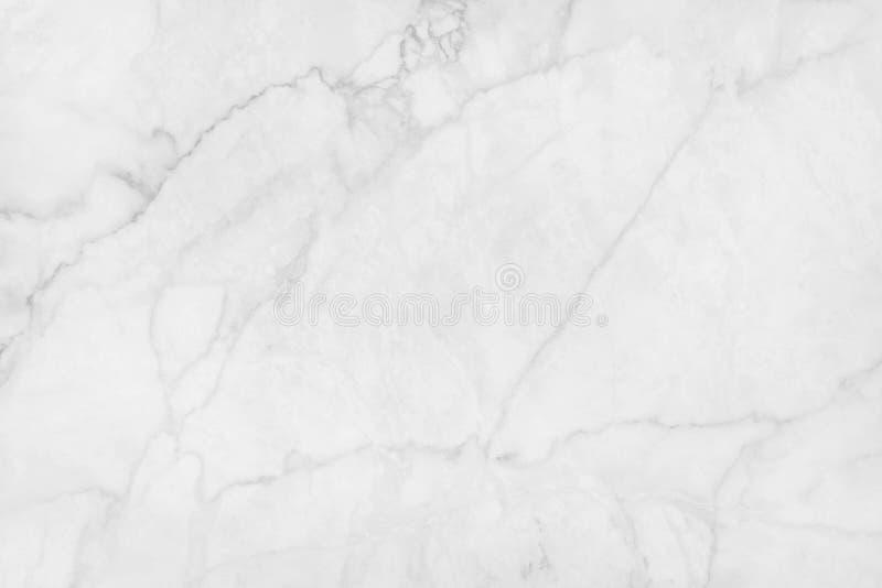 Fundo de mármore branco da textura com o sem emenda brilhante da estrutura do detalhe e luxuoso, abstrato de alta resolução do as fotos de stock royalty free
