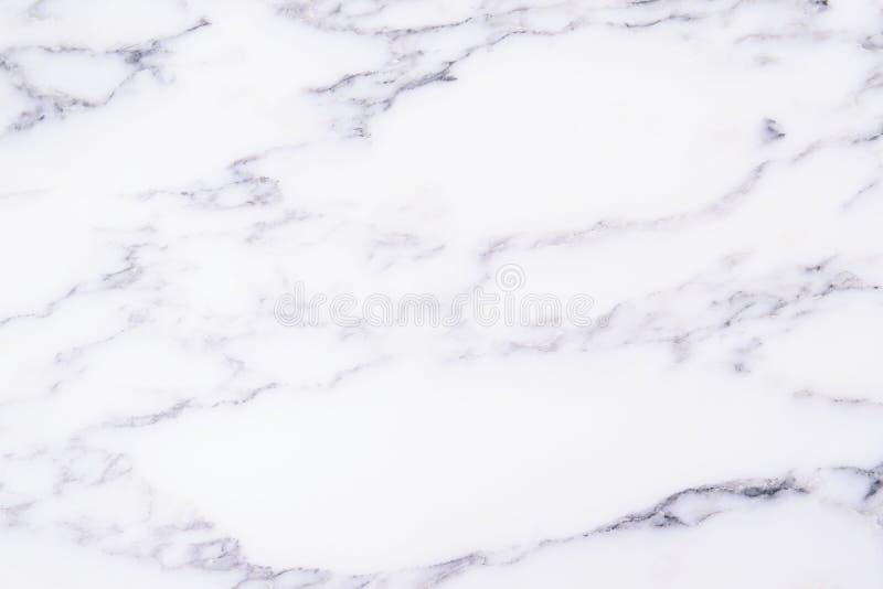 Fundo de mármore branco da textura do teste padrão fotos de stock royalty free