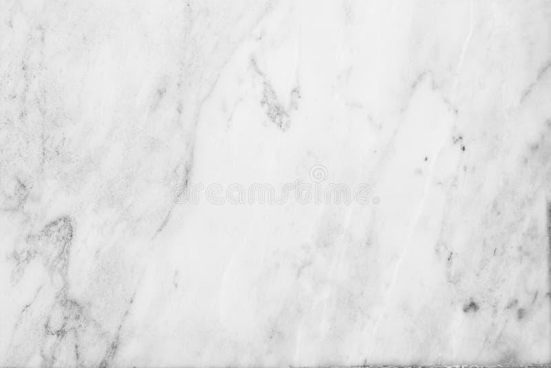 Fundo de mármore branco do assoalho da textura fotografia de stock