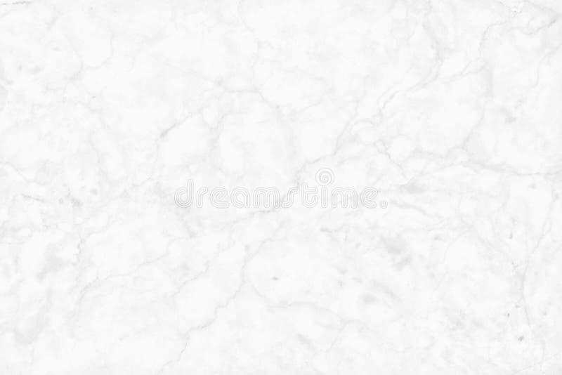 Fundo de mármore branco e cinzento da textura com alta resolução para a decoração interior Assoalho de pedra da telha no teste pa foto de stock royalty free