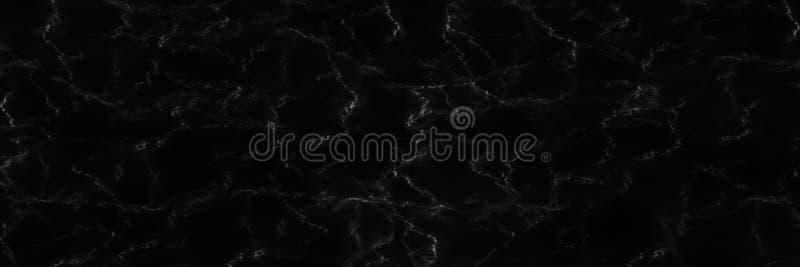 fundo de mármore preto elegante horizontal imagem de stock royalty free