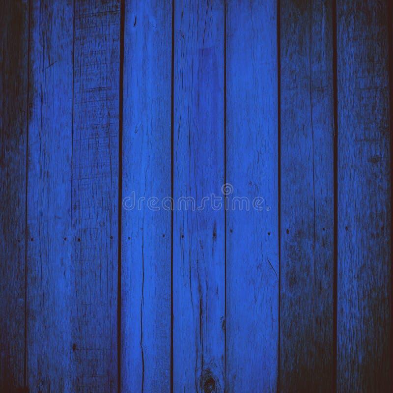 fundo de madeira azul do grunge fotos de stock royalty free