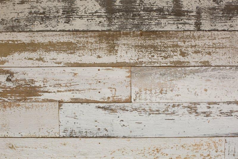 Fundo de madeira branco/cinzento da textura com testes padrões naturais Assoalho imagens de stock