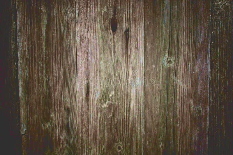 Fundo de madeira Cartaz do vintage, bandeira, página do álbum de recortes imagens de stock royalty free