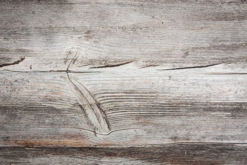 Fundo de madeira cinzento envelhecido da textura fotografia de stock