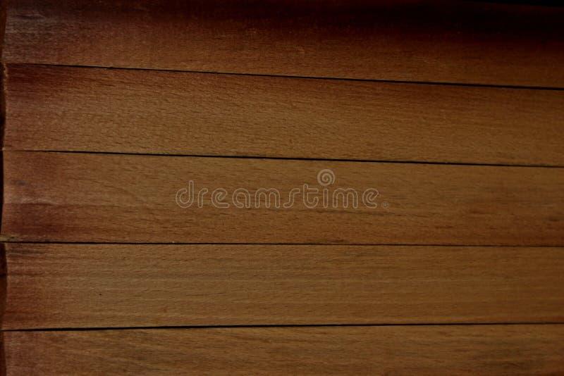 Fundo de madeira claro, textura de madeira secional imagens de stock