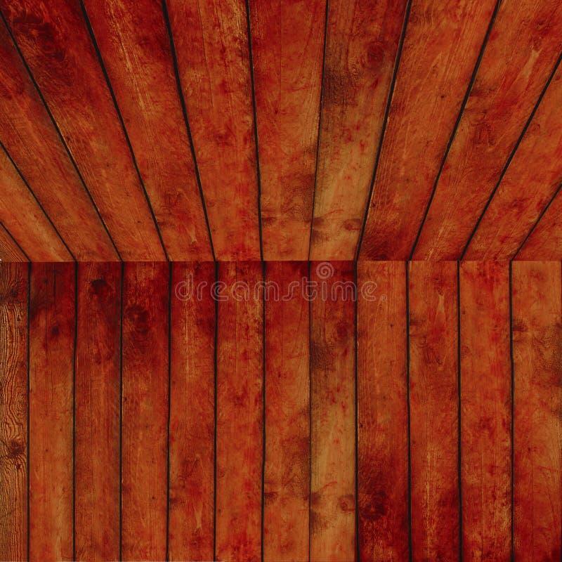 Fundo de madeira colorido foto de stock royalty free