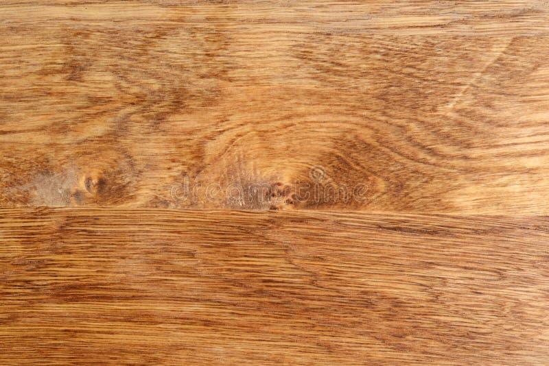 Fundo de madeira colorido bronzeado do close up fotografia de stock