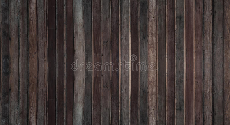 Fundo de madeira com testes padrões naturais, parede de madeira velha da textura do teste padrão foto de stock royalty free