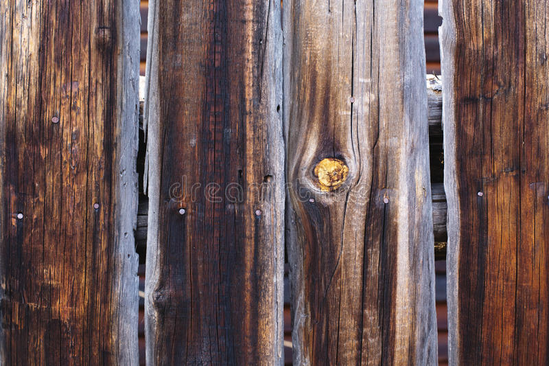 Fundo de madeira com textura velha imagem de stock royalty free