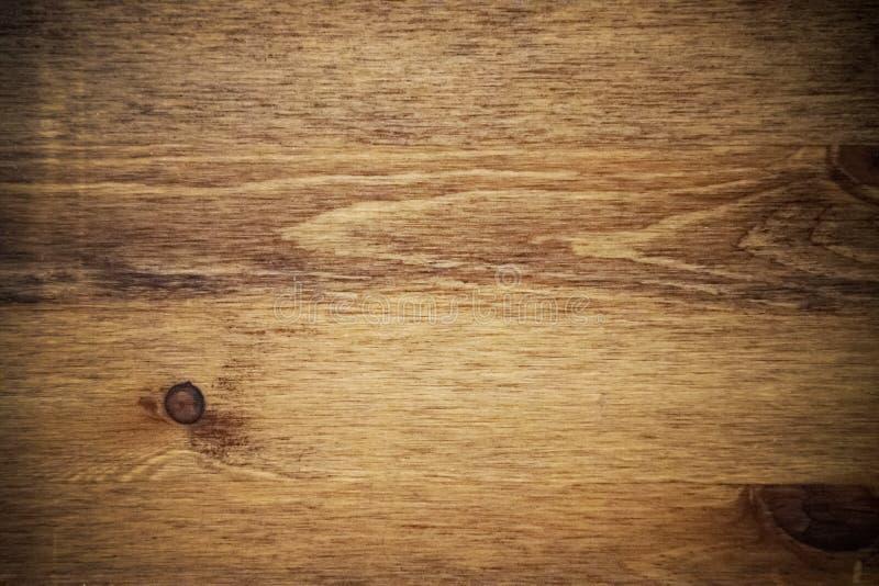 Fundo de madeira com vignetting, teca da textura, pinho, carvalho imagem de stock