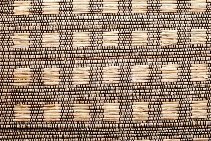 Fundo de madeira da esteira foto de stock
