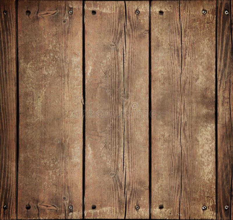 Fundo de madeira da parede foto de stock royalty free