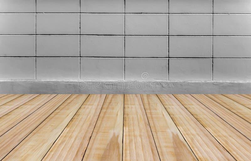 Fundo de madeira da parede imagens de stock royalty free
