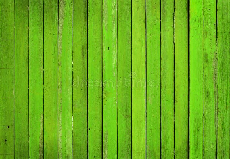 Fundo de madeira da parede da cor verde-clara, textura da madeira da casca com teste padrão natural velho para o trabalho de arte fotos de stock