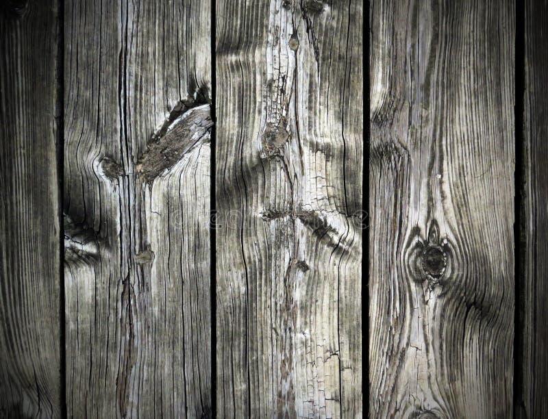 Fundo de madeira da placa do vintage foto de stock