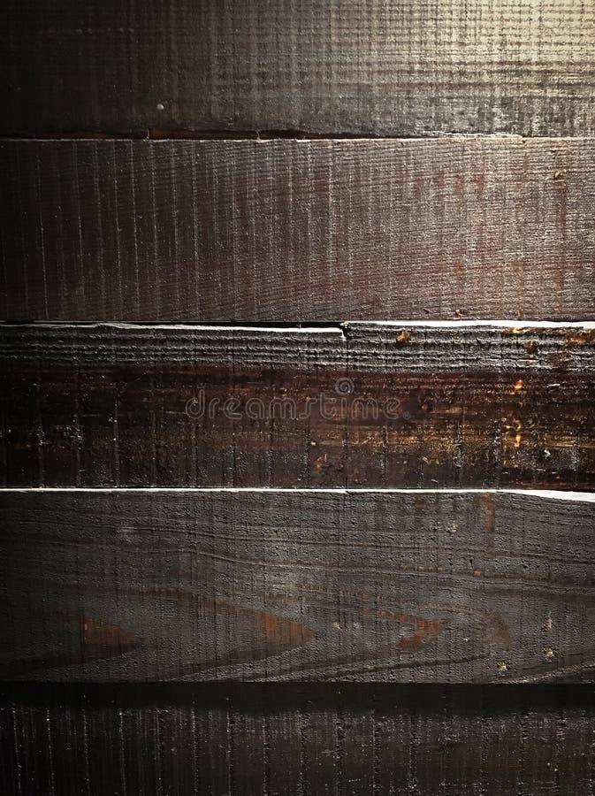 Fundo de madeira da prancha imagem de stock