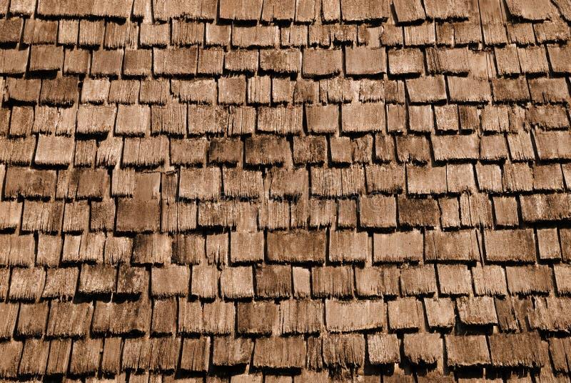 Fundo de madeira da telha foto de stock