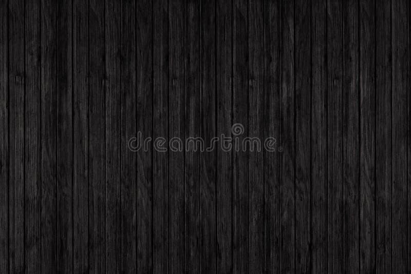 Fundo de madeira da textura assoalho de madeira preto do minério da parede imagem de stock
