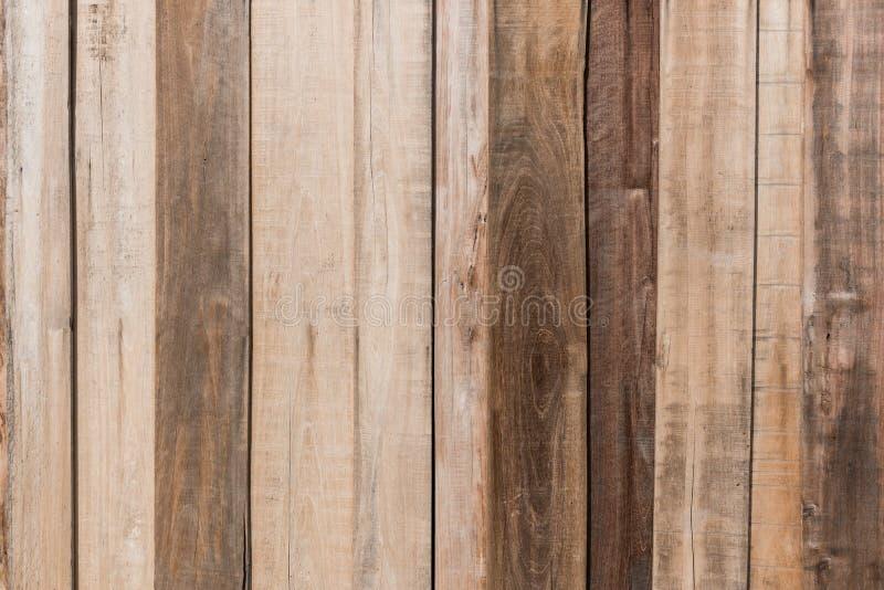 Fundo de madeira da textura das pranchas imagem de stock royalty free