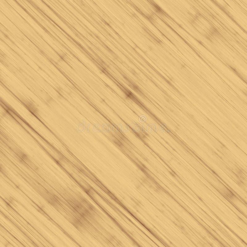 Fundo de madeira da textura do álamo claro ilustração royalty free