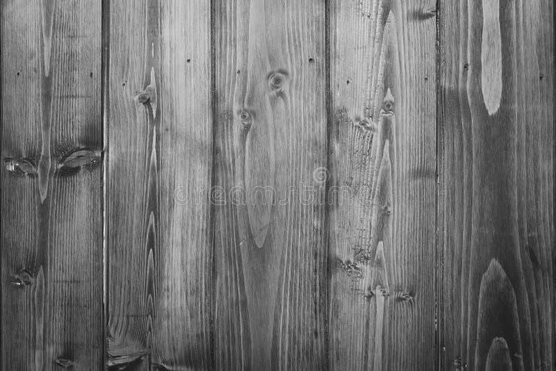 Fundo de madeira da textura do marrom da prancha imagem de stock