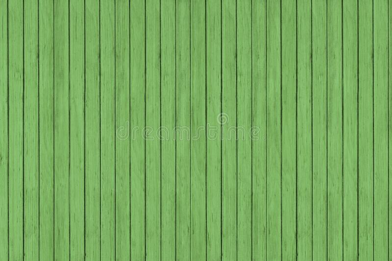 Fundo de madeira da textura do teste padrão do grunge verde, pranchas de madeira fotos de stock royalty free