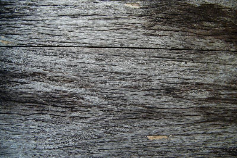 Fundo de madeira da textura do teste padrão velho imagem de stock