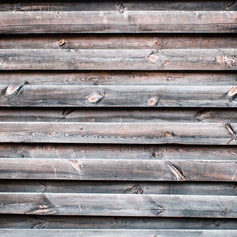 Fundo de madeira da textura da parede Placas do fundo ou pranchas da madeira imagem de stock