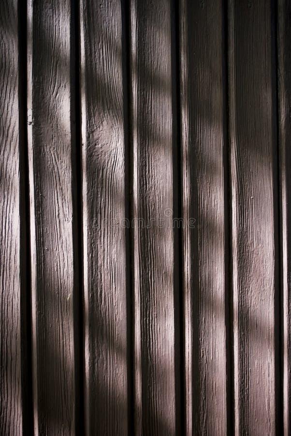 Fundo de madeira das pranchas de Brown imagens de stock royalty free