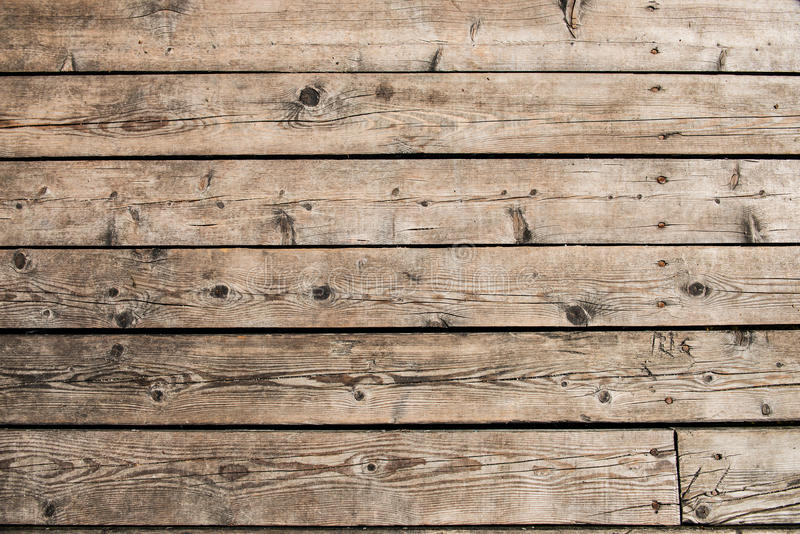 Fundo de madeira de mesas do barco fotos de stock