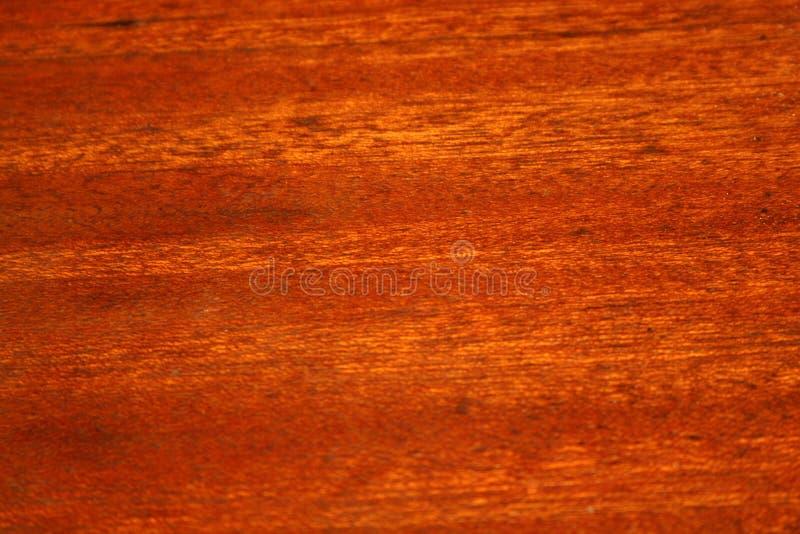 Fundo de madeira de mogno da grão fotos de stock royalty free