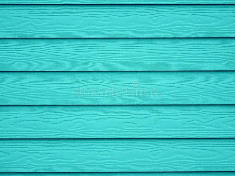 Fundo de madeira do papel de parede da textura de turquesa imagem de stock royalty free