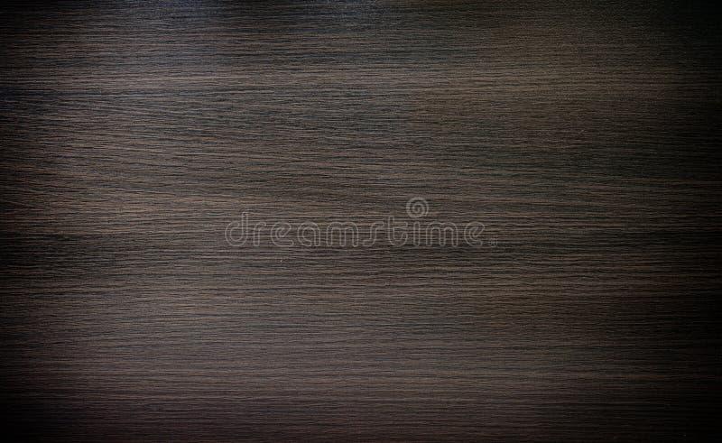 Fundo De Madeira Escuro Fotos de Stock