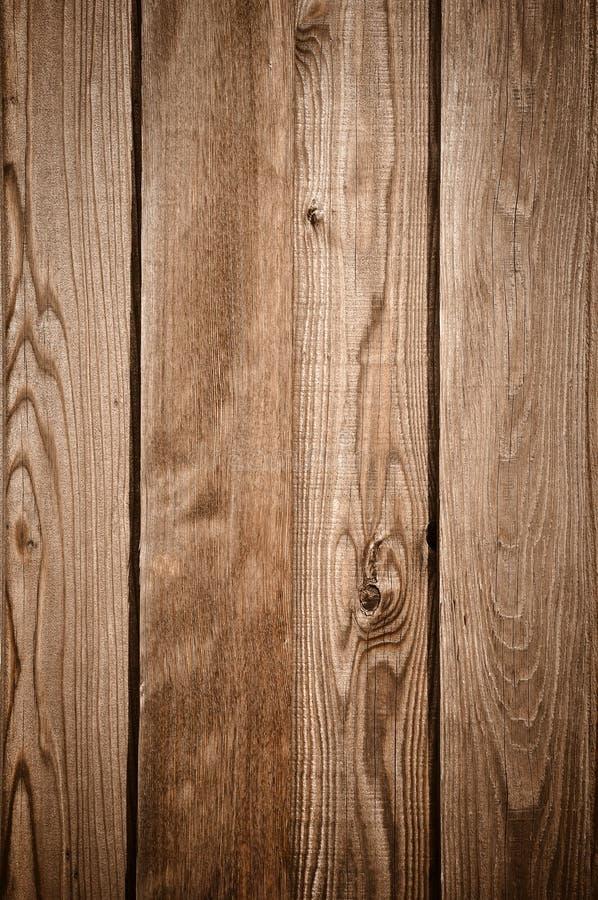 Fundo de madeira escuro da cerca foto de stock