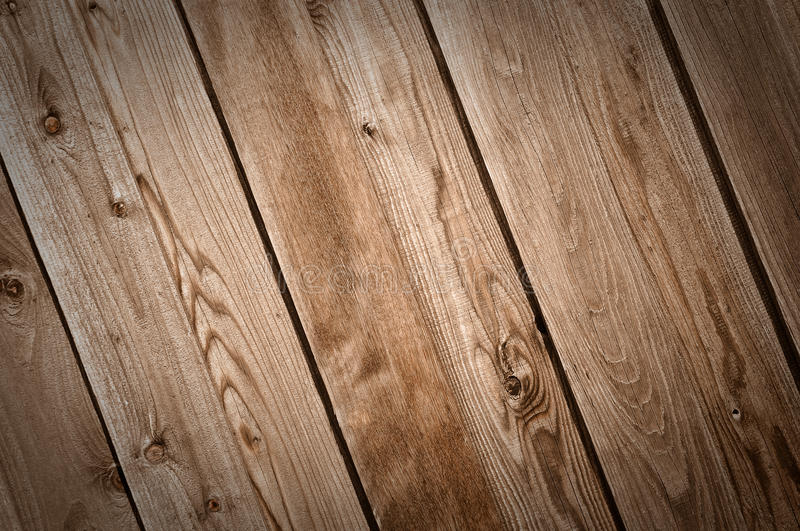 Fundo de madeira escuro da cerca foto de stock royalty free