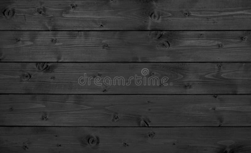 Fundo de madeira escuro rústico ilustração stock