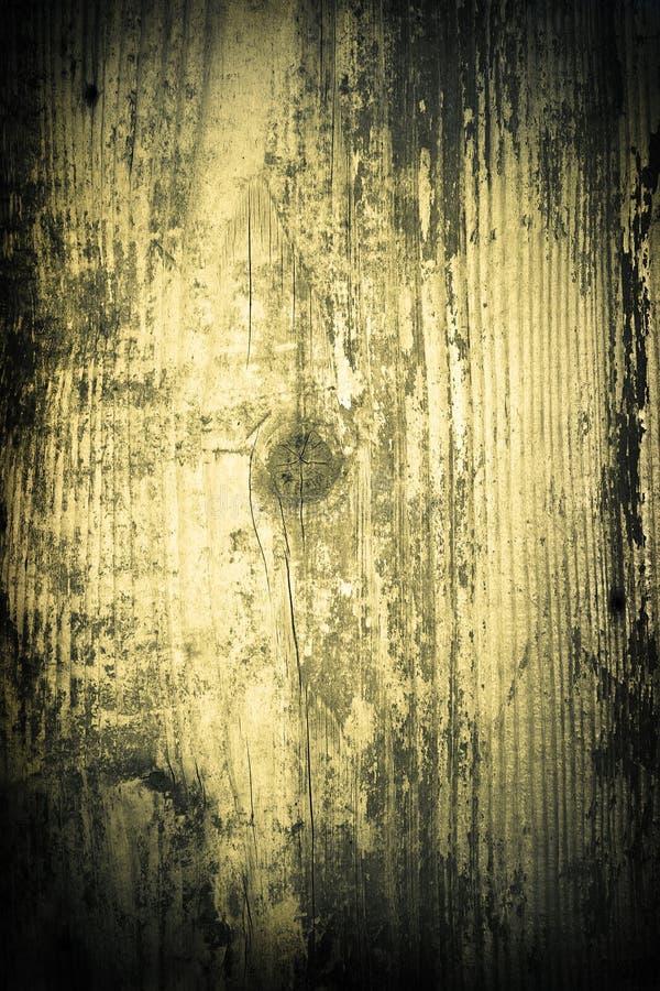 Fundo de madeira Mystical foto de stock
