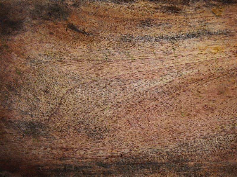 Fundo de madeira nascido da textura imagem de stock royalty free