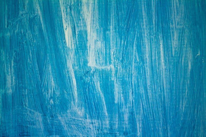 Fundo de madeira pintado mão imagens de stock