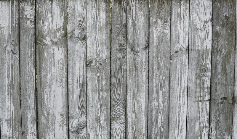 Fundo de madeira pintado velho resistido rústico horizontal connosco e furos de prego TEXTURA DAS MADEIRAS fotografia de stock