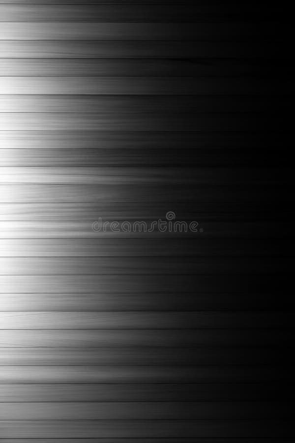 Fundo de madeira preto imagem de stock