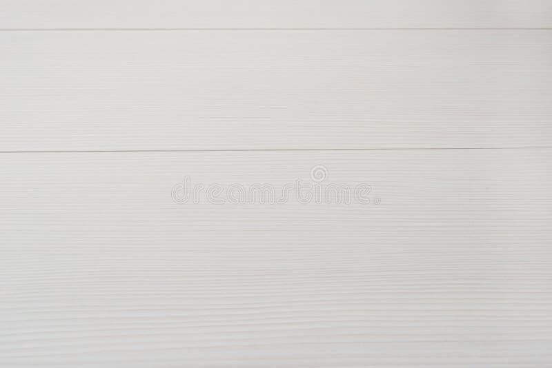 Fundo de madeira rústico branco velho, superfície de madeira com espaço da cópia Placa, textura imagens de stock royalty free