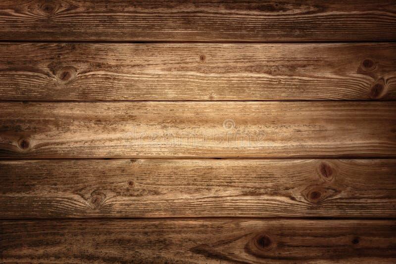 Fundo de madeira rústico das pranchas imagens de stock royalty free