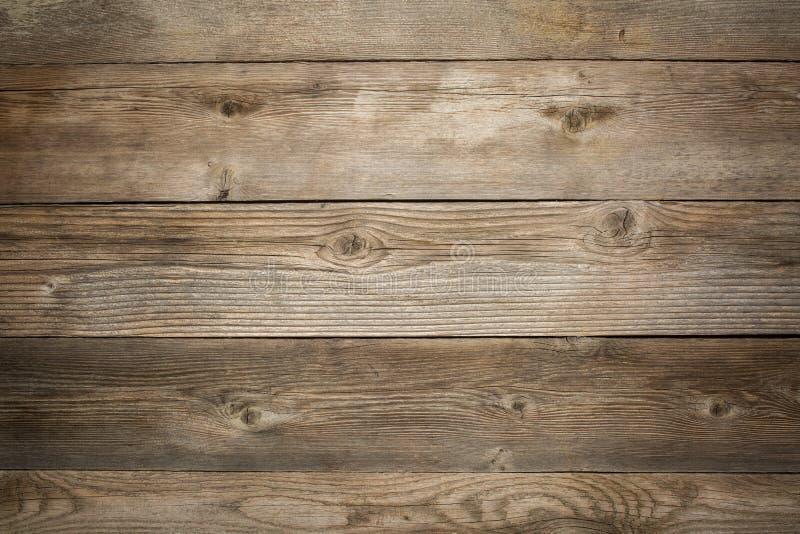 Fundo de madeira resistido rústico imagens de stock