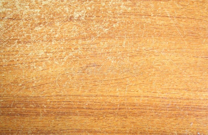 Fundo de madeira riscado fotos de stock