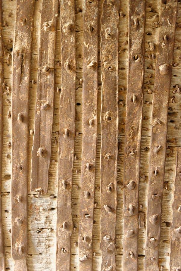 Fundo de madeira Textured velho fotos de stock