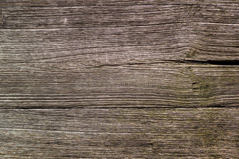 Fundo de madeira velho das pranchas do vintage fotos de stock