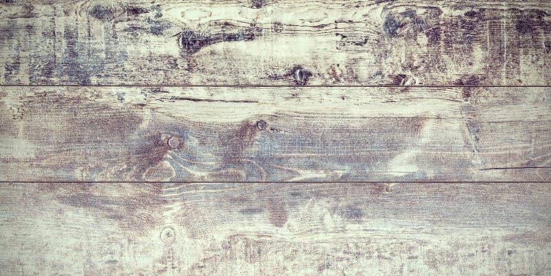 Fundo de madeira velho, placas rústicas retros fotografia de stock royalty free